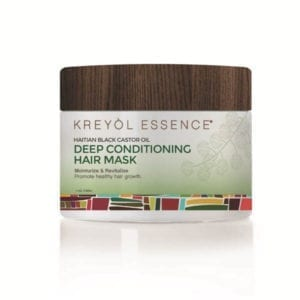 pot of Kreyol essence Deep conditioning hair mask