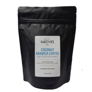 Ayiti Natives Coffee Sea Salt Scrub