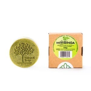 Moringa Leaf soap