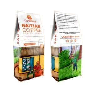 Carribrew coffee bag