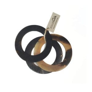 Bianka Horn Bracelet by Atelier Calla (set of 3)